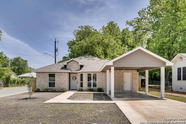 346 Gulf, San Antonio, TX 78202 (MLS #1451896) :: Exquisite Properties, LLC