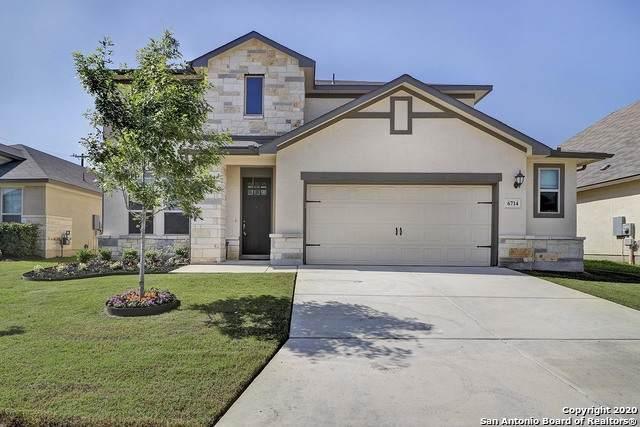 6714 Harmony Farm, San Antonio, TX 78249 (MLS #1452852) :: Alexis Weigand Real Estate Group