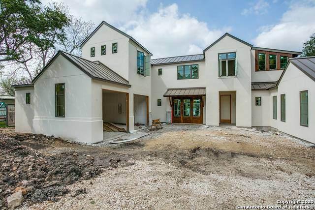 715 Elizabeth Rd, San Antonio, TX 78209 (MLS #1453446) :: Carolina Garcia Real Estate Group