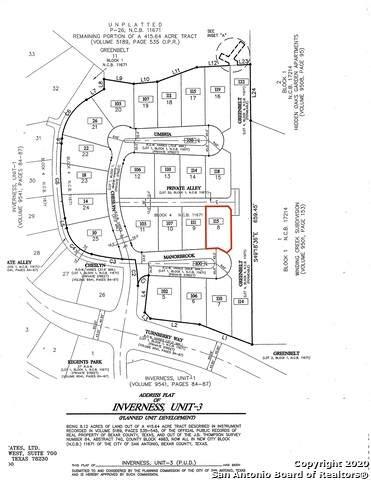 115 Manorbrook, San Antonio, TX 78230 (MLS #1454061) :: The Heyl Group at Keller Williams