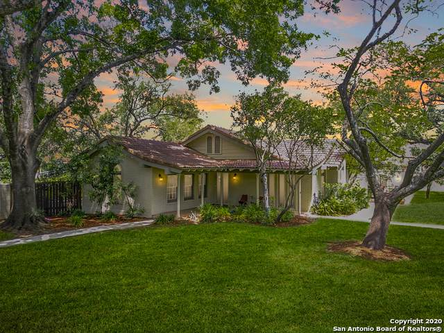 1303 Mount Vieja Dr, San Antonio, TX 78213 (MLS #1454432) :: Carolina Garcia Real Estate Group