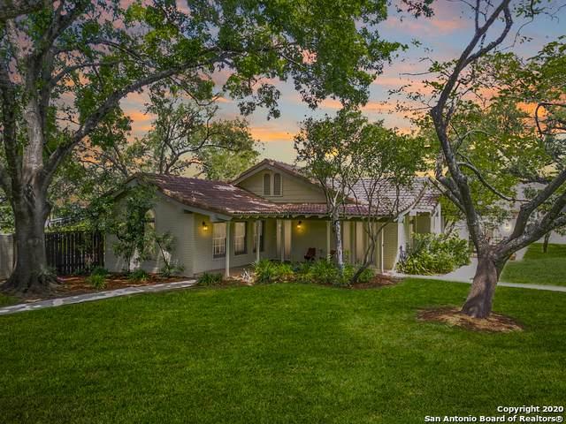1303 Mount Vieja Dr, San Antonio, TX 78213 (MLS #1454432) :: Legend Realty Group