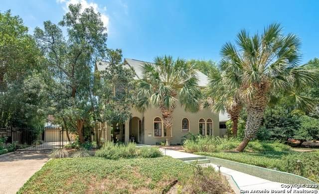 314 W Hollywood Ave, San Antonio, TX 78212 (MLS #1456333) :: Exquisite Properties, LLC