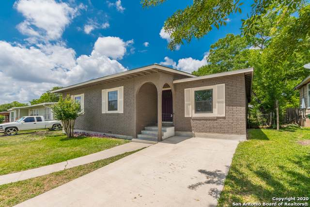 919 Glamis Ave, San Antonio, TX 78223 (MLS #1457206) :: The Heyl Group at Keller Williams