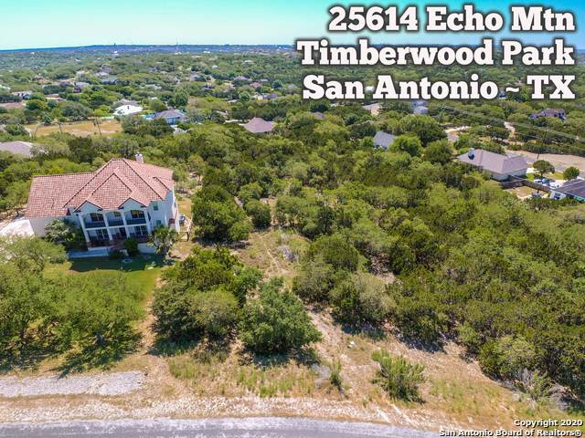 25614 Echo Mtn, San Antonio, TX 78260 (MLS #1457612) :: Alexis Weigand Real Estate Group