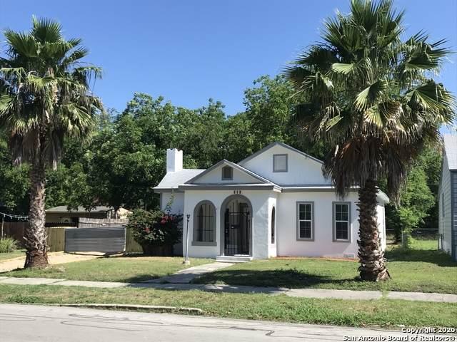 513 Greer St, San Antonio, TX 78210 (MLS #1458242) :: Neal & Neal Team