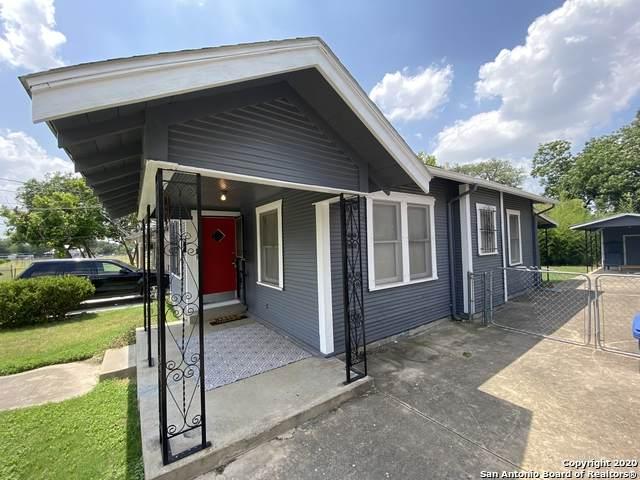 503 E Whittier St, San Antonio, TX 78210 (MLS #1458760) :: Exquisite Properties, LLC