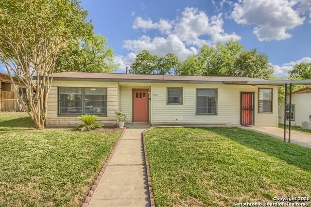 530 Hillwood Dr, San Antonio, TX 78213 (MLS #1459081) :: Reyes Signature Properties