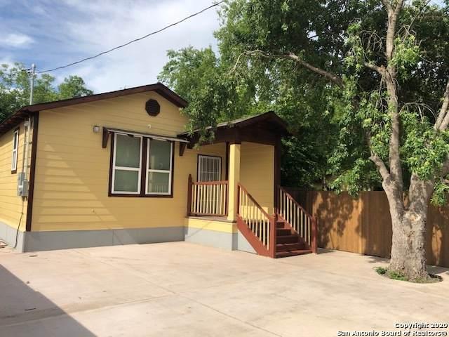 2906 Chihuahua St, San Antonio, TX 78207 (MLS #1459109) :: Reyes Signature Properties