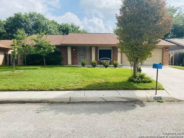 6822 Mickey Mantle Dr, San Antonio, TX 78240 (MLS #1459147) :: Berkshire Hathaway HomeServices Don Johnson, REALTORS®