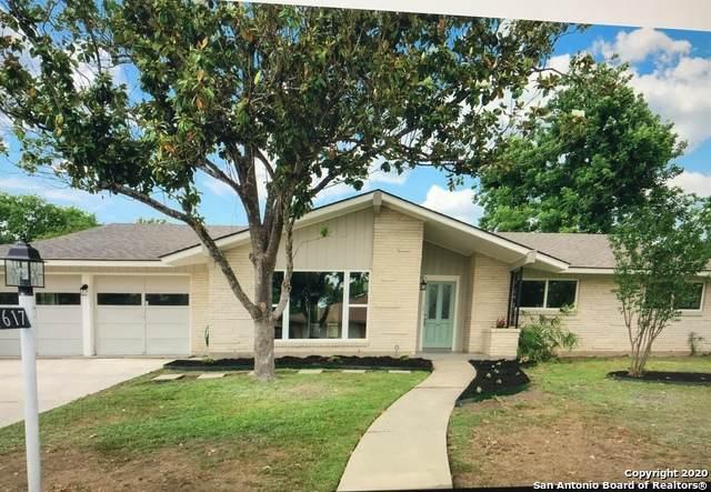 617 Fenwick Dr, Windcrest, TX 78239 (MLS #1459182) :: The Gradiz Group