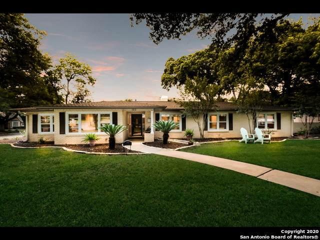 103 Wyndale St, San Antonio, TX 78209 (MLS #1459346) :: Carolina Garcia Real Estate Group