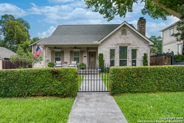 116 Routt St, Alamo Heights, TX 78209 (MLS #1459375) :: EXP Realty