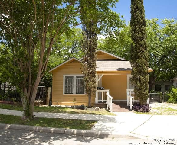 1225 Leal St, San Antonio, TX 78207 (MLS #1459378) :: Reyes Signature Properties