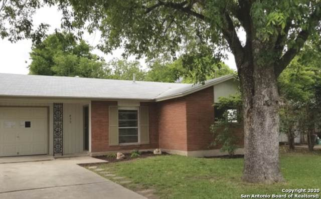 433 W Byrd Blvd, Universal City, TX 78148 (MLS #1459409) :: The Heyl Group at Keller Williams