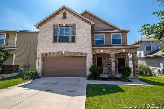 233 Ranch House Rd, Cibolo, TX 78108 (MLS #1459602) :: The Mullen Group | RE/MAX Access