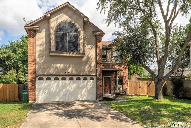 4311 Morgans Run, San Antonio, TX 78247 (MLS #1460149) :: Alexis Weigand Real Estate Group