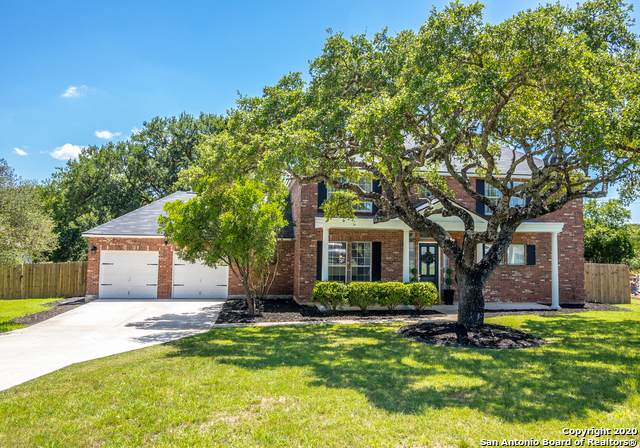25931 White Eagle Dr, San Antonio, TX 78260 (MLS #1460176) :: Alexis Weigand Real Estate Group