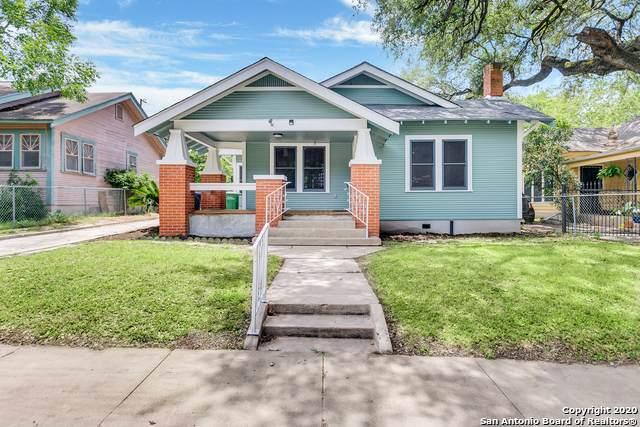 638 Avant Ave, San Antonio, TX 78210 (MLS #1460376) :: The Losoya Group
