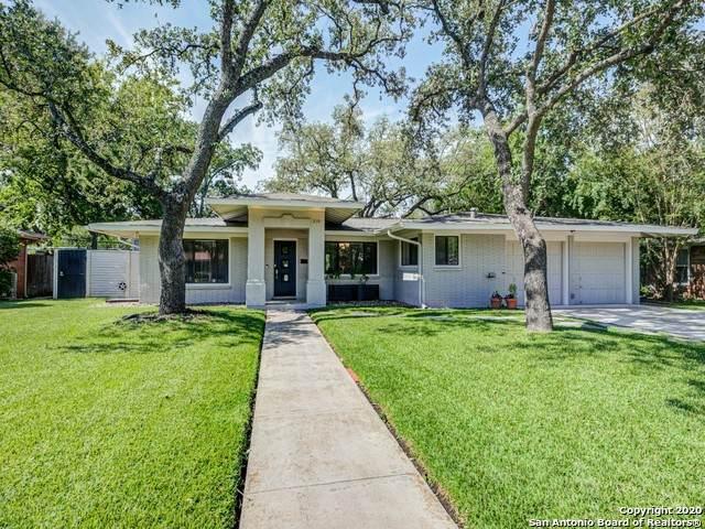 310 Northridge Dr, San Antonio, TX 78209 (MLS #1460707) :: BHGRE HomeCity San Antonio