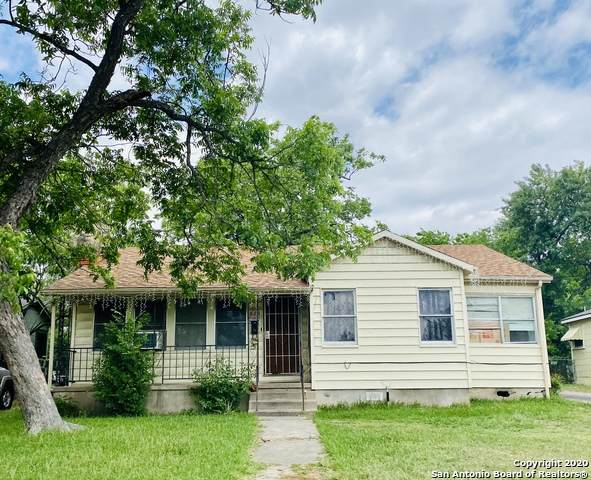 829 Halliday Ave, San Antonio, TX 78210 (MLS #1461339) :: The Heyl Group at Keller Williams