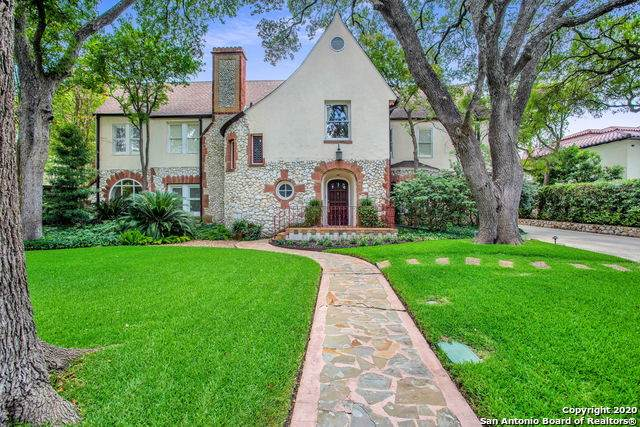 226 Park Hill Dr, Olmos Park, TX 78212 (MLS #1461388) :: The Heyl Group at Keller Williams