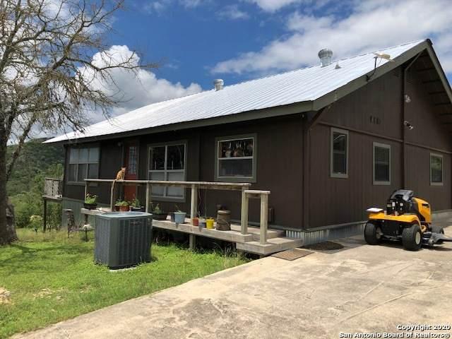 644 Medina Hills Rd, Medina, TX 78055 (#1461495) :: The Perry Henderson Group at Berkshire Hathaway Texas Realty
