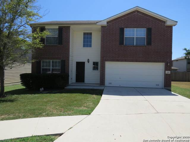 225 Hereford St, Cibolo, TX 78108 (MLS #1461519) :: The Heyl Group at Keller Williams