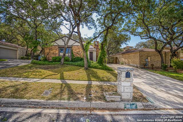2818 Whisper Quill St, San Antonio, TX 78230 (MLS #1462683) :: The Lugo Group