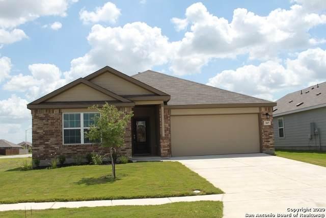 507 Agave Flats Drive, New Braunfels, TX 78130 (MLS #1462937) :: BHGRE HomeCity San Antonio
