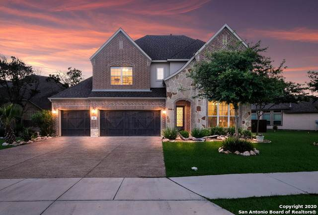 486 Mission Hill Run, New Braunfels, TX 78132 (MLS #1462949) :: Carter Fine Homes - Keller Williams Heritage