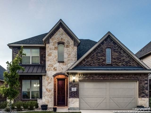 113 Dovetail St, Boerne, TX 78006 (MLS #1465034) :: The Lugo Group