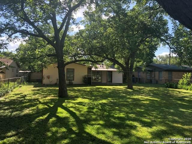 2222 Odessa Dr, San Antonio, TX 78220 (MLS #1465036) :: Concierge Realty of SA