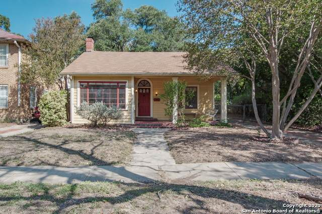 1607 W Huisache Ave, San Antonio, TX 78201 (MLS #1465075) :: Maverick