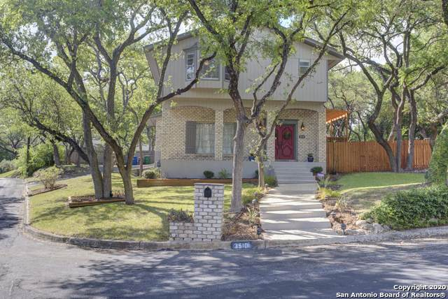 3510 Rock Creek Run, San Antonio, TX 78230 (MLS #1465215) :: The Castillo Group