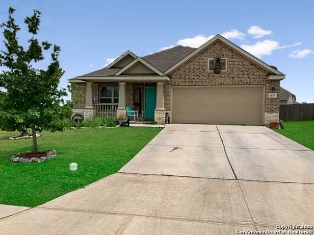 1837 Logan Trail, New Braunfels, TX 78130 (MLS #1465701) :: Alexis Weigand Real Estate Group