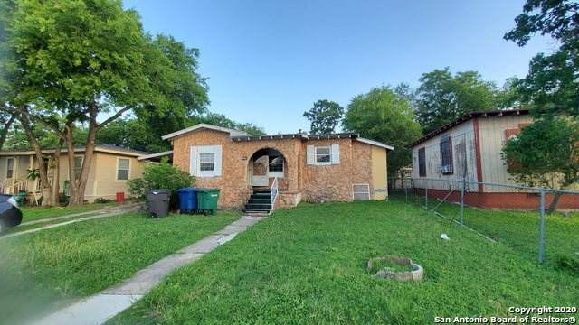 1070 Poinsettia, San Antonio, TX 78202 (MLS #1466608) :: 2Halls Property Team | Berkshire Hathaway HomeServices PenFed Realty