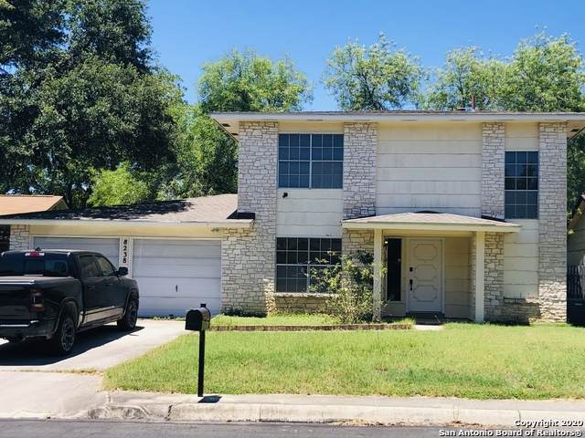 8238 Meadow Post St, San Antonio, TX 78251 (#1466756) :: The Perry Henderson Group at Berkshire Hathaway Texas Realty