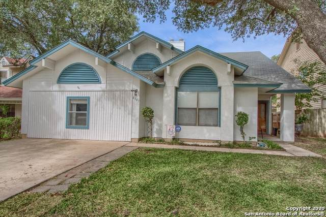 8383 NW Slippery Rock, San Antonio, TX 78251 (#1466864) :: The Perry Henderson Group at Berkshire Hathaway Texas Realty