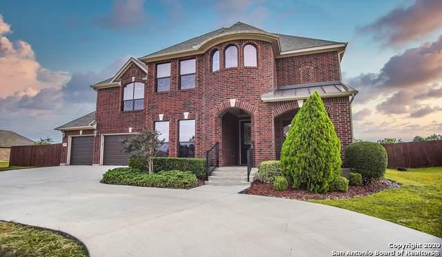 7000 Hallie Heights, Schertz, TX 78154 (MLS #1467042) :: Reyes Signature Properties