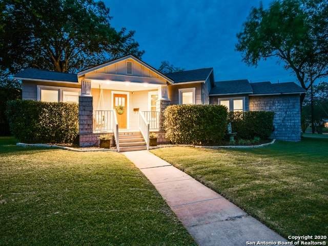 161 Chevy Chase Dr, San Antonio, TX 78209 (MLS #1467257) :: Vivid Realty