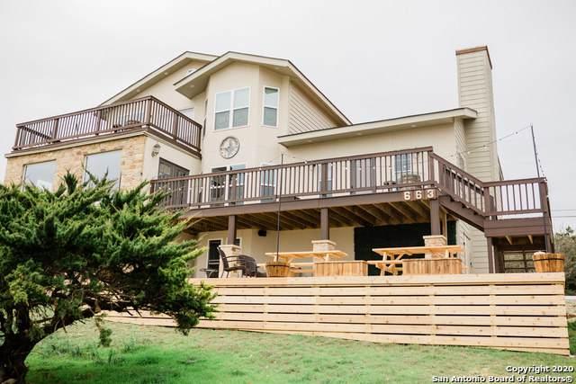 663 Hummingbird Hill, Canyon Lake, TX 78133 (MLS #1467317) :: Neal & Neal Team