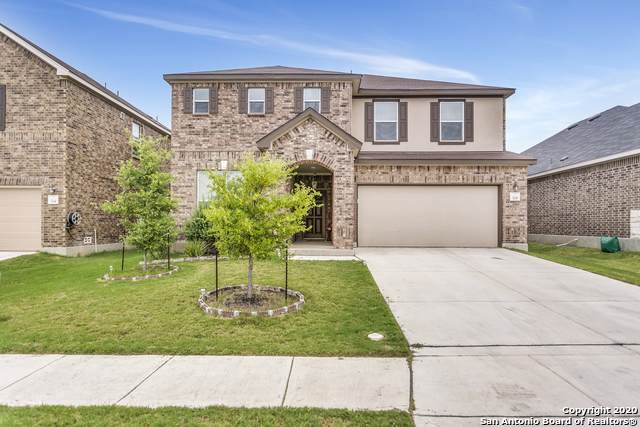 318 Colonial Bluff, Universal City, TX 78148 (MLS #1467566) :: The Castillo Group