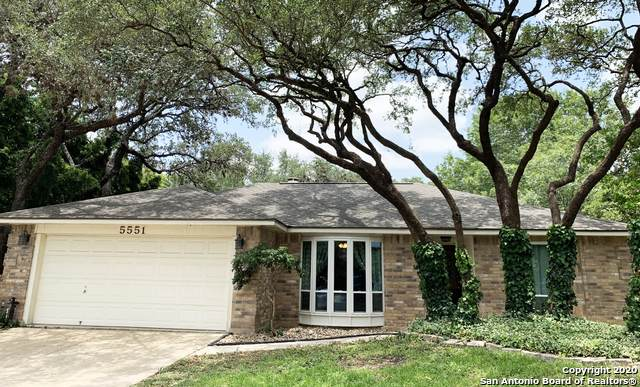 5551 Timber Canyon St, San Antonio, TX 78250 (MLS #1469122) :: Alexis Weigand Real Estate Group