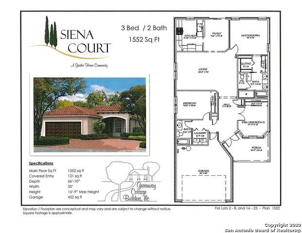 235 Frey Unit19, Boerne, TX 78006 (MLS #1469402) :: Real Estate by Design