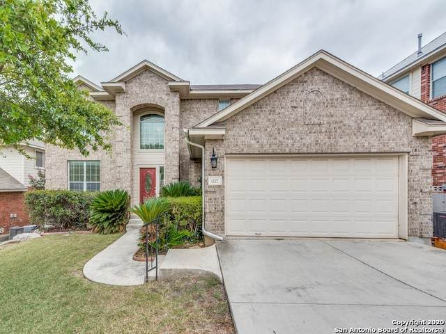 1227 Knights Cross Dr, San Antonio, TX 78258 (MLS #1469449) :: Alexis Weigand Real Estate Group