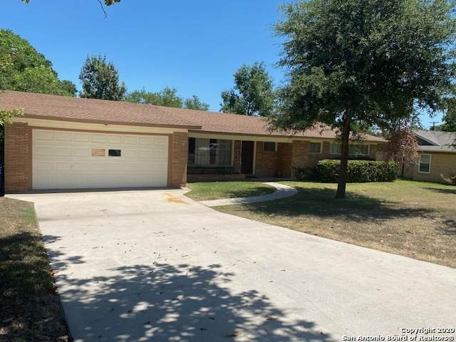 6710 Moss Oak Dr, San Antonio, TX 78229 (MLS #1469671) :: The Castillo Group