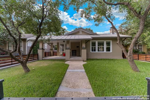 218 Allensworth St, San Antonio, TX 78209 (MLS #1470671) :: Alexis Weigand Real Estate Group