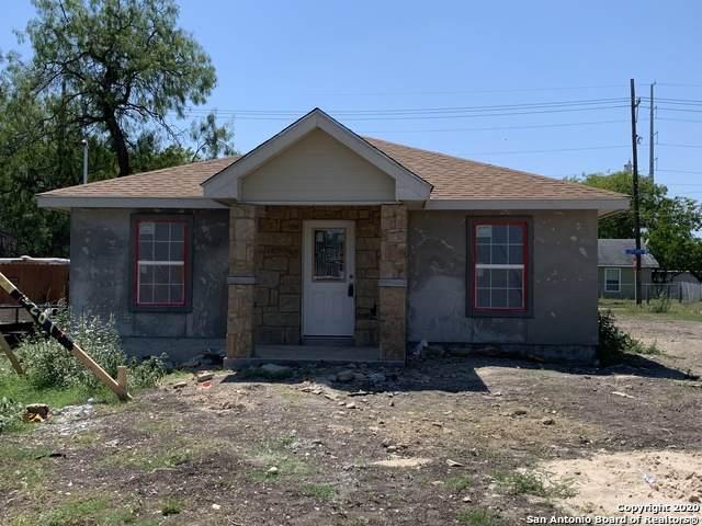 1201 Romero, San Antonio, TX 78237 (MLS #1470948) :: The Gradiz Group