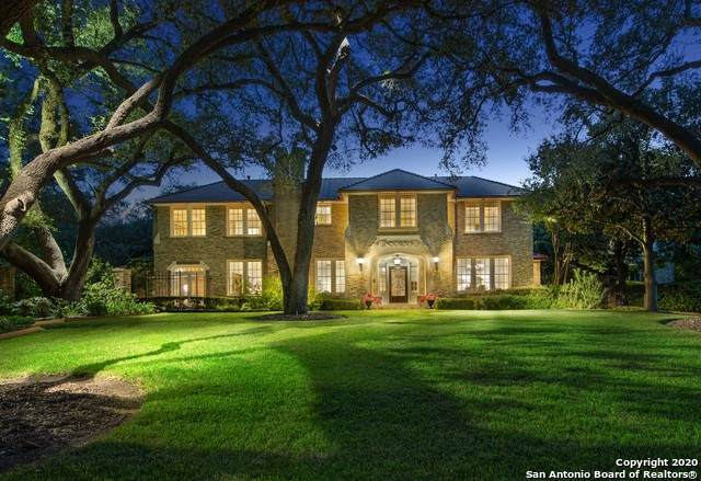 715 Contour Dr, Olmos Park, TX 78212 (MLS #1470960) :: The Heyl Group at Keller Williams